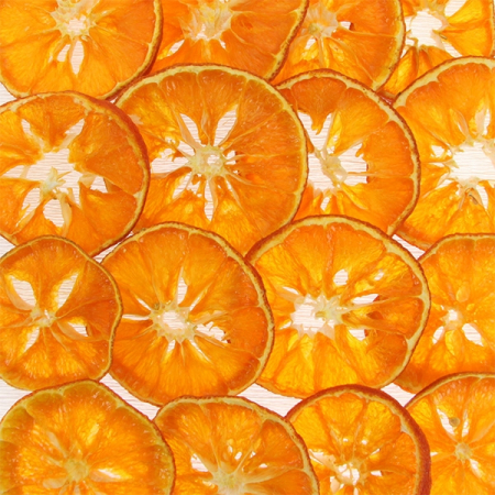 Orange slices sweet, dried, Quinta cultivation 100g