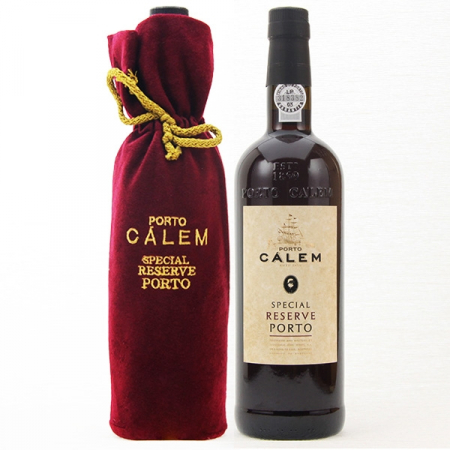 Port wine Calem Special Reserve, 750ml bottle