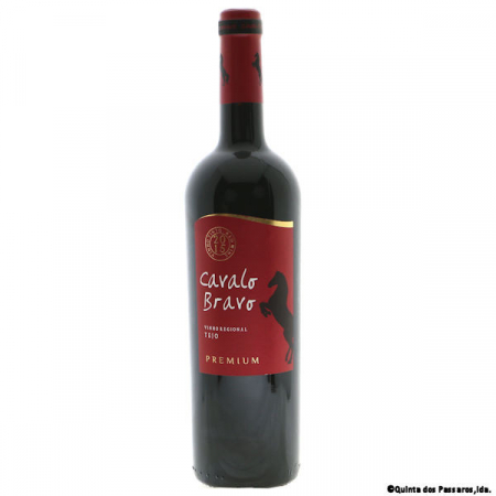 Red Wine Cavalo Bravo Premium 2016 Tejo, 750 ml bottle