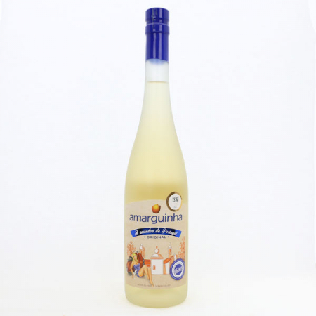 Original almond liqueur amarguinha, 20% vol, 700ml bottle