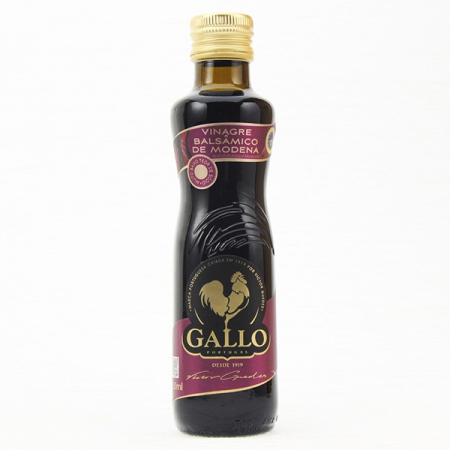 Balsamico de Modena Gallo 250ml Flasche 6% Säure