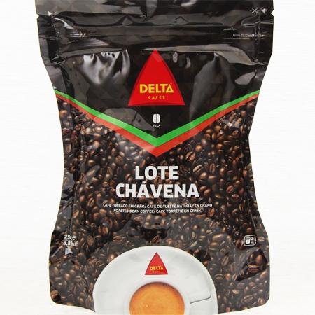 Kaffee Delta Chavena, ganze Bohne, Röstkaffee, 250g