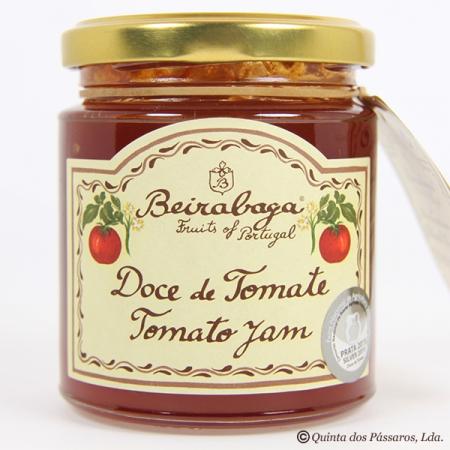 Tomatenmarmelade rot (tomate vermelho) Beirabaga 270g Glas