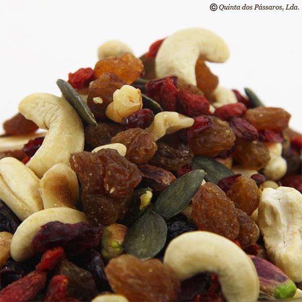 The Noble Unique Nut Fruit Mix