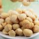 Macadamia Nusskerne, roh, unbehandelt Afrika