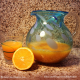Apfelsine,  Sommer - Orange Valencia Late, kg Quinta-Anbau